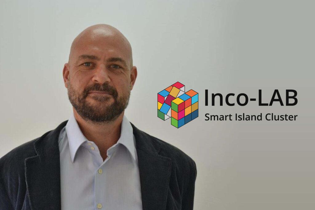 Felipe Pino Brumberg se incorpora como Dinamizador Responsable de Oficina Técnica en Inco-LAB Smart Island Cluster