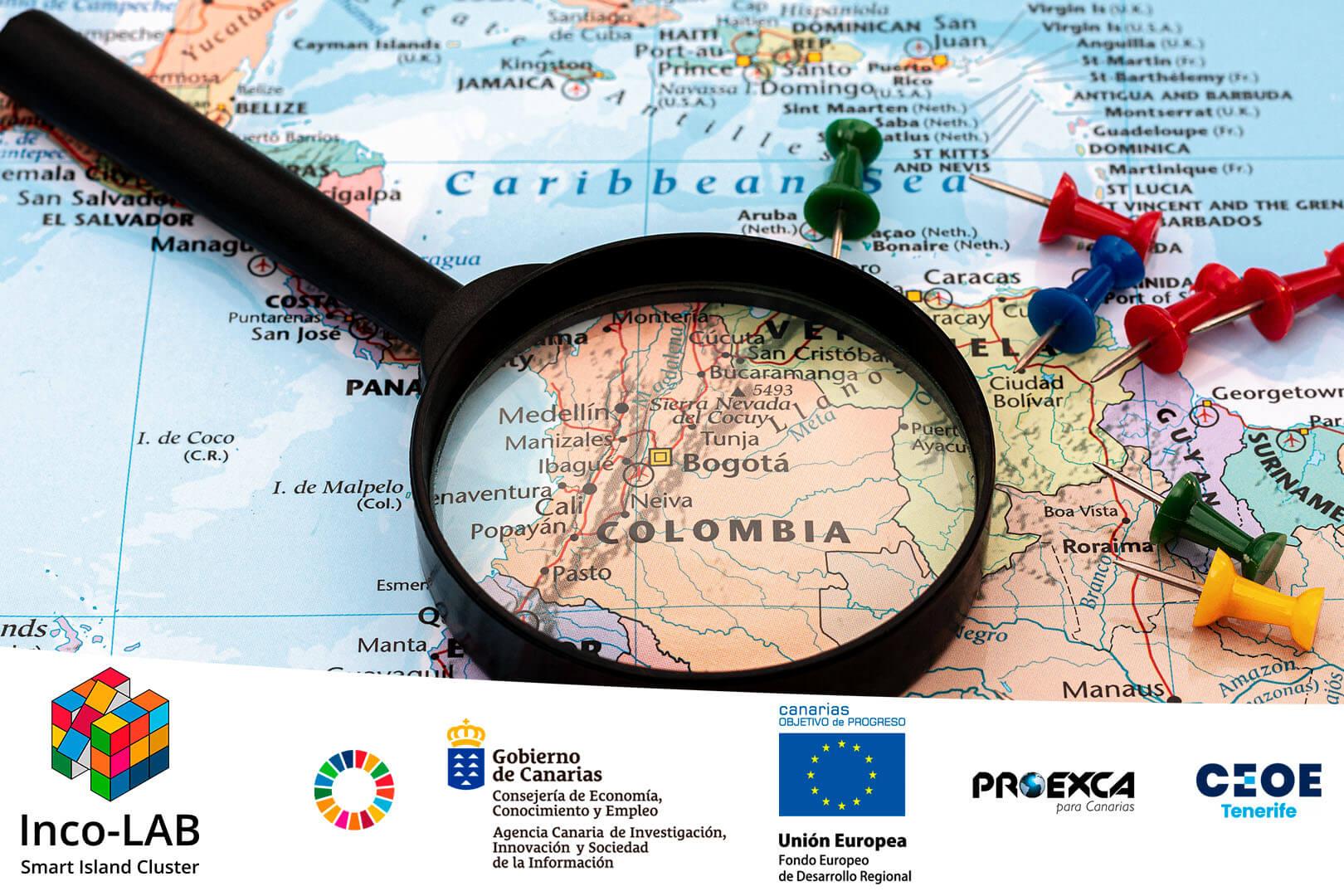 Misión comercial: jornada técnica virtual turismo España-Colombia 2021