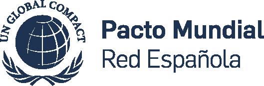 Logo Pacto Mundial de las Naciones Unidas España