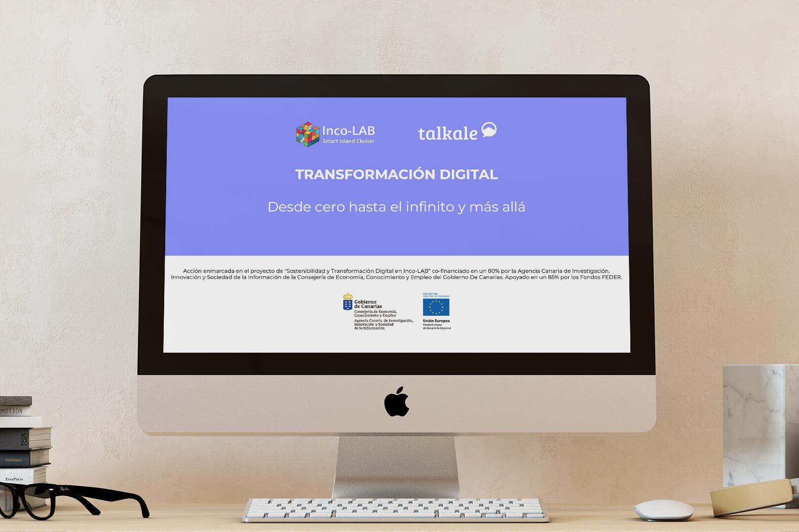 Formación en Transformación Digital para asociados de Inco-LAB